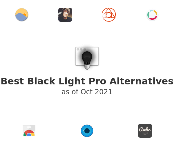 Best Black Light Pro Alternatives