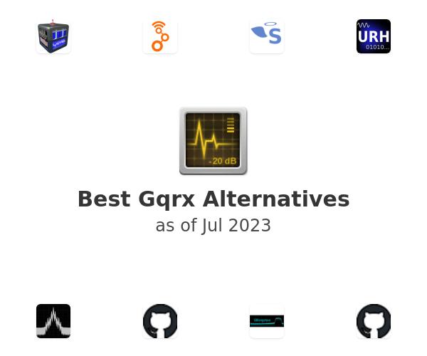 Best Gqrx Alternatives