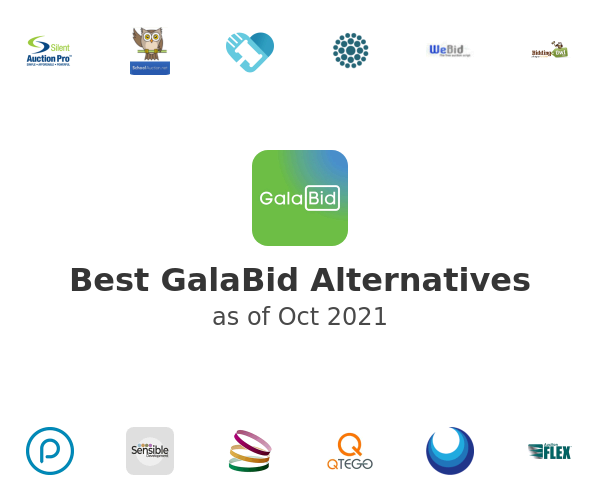 Best GalaBid Alternatives