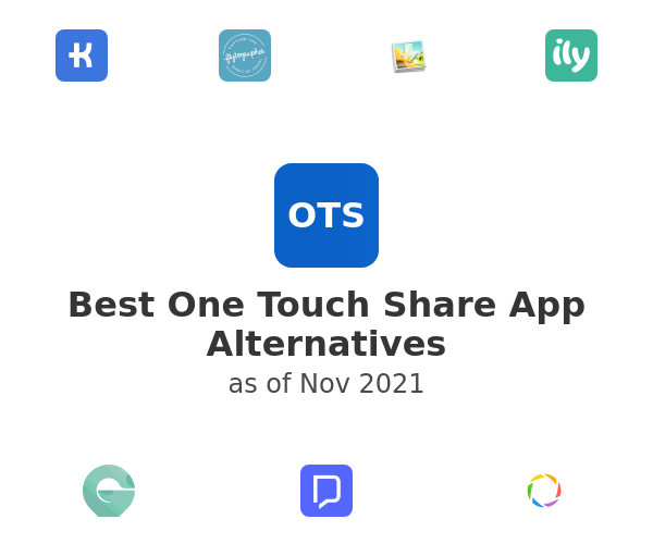 Best One Touch Share App Alternatives