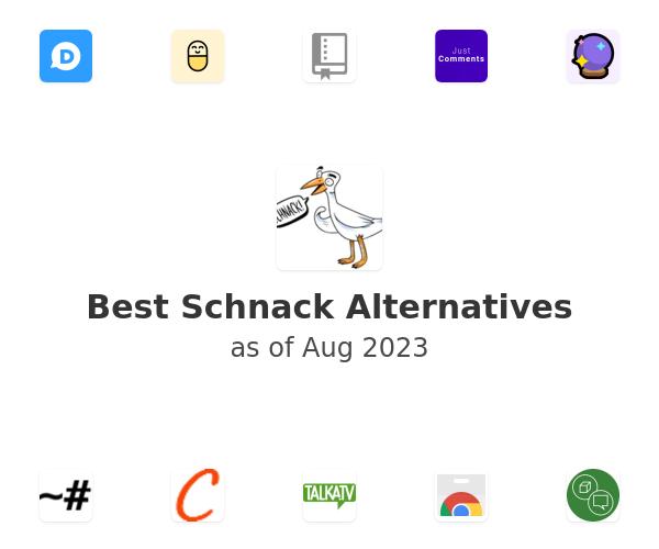 Best Schnack Alternatives