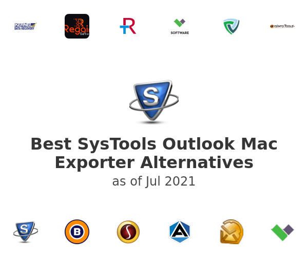 Best SysTools Outlook Mac Exporter Alternatives