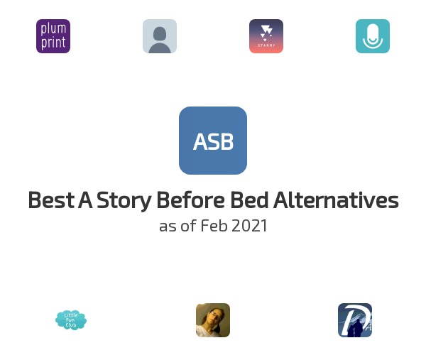 Best A Story Before Bed Alternatives