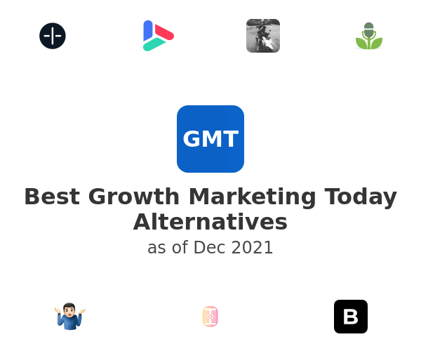 Best Growth Marketing Today Alternatives