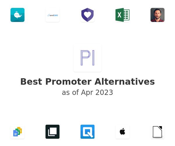 Best Promoter Alternatives