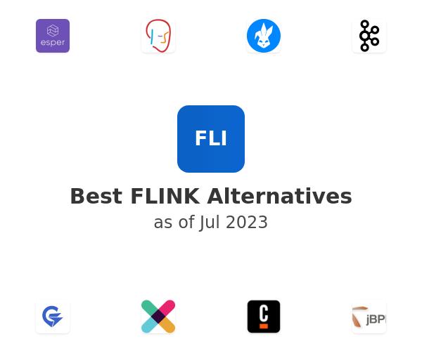 Best FLINK Alternatives