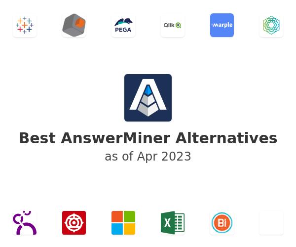 Best AnswerMiner Alternatives