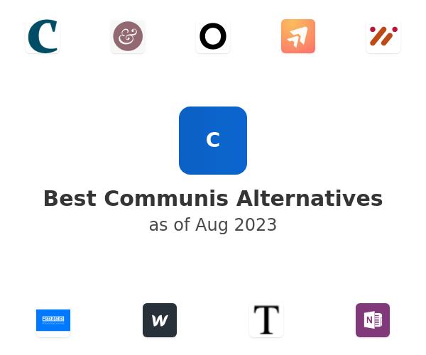 Best Communis Alternatives