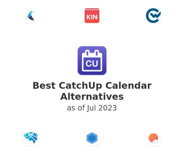 Best CatchUp Calendar Alternatives