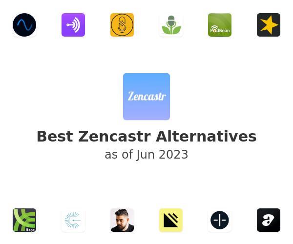 Best Zencastr Alternatives
