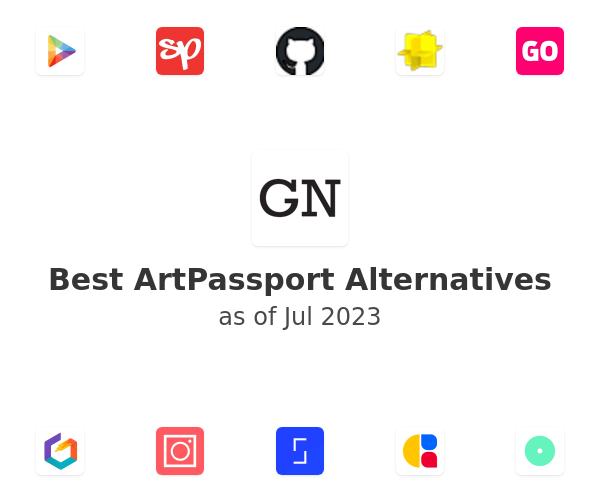 Best ArtPassport Alternatives