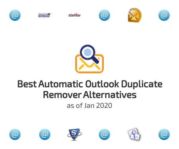 Best Automatic Outlook Duplicate Remover Alternatives
