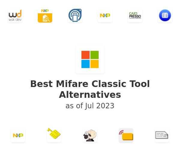 Best Mifare Classic Tool Alternatives