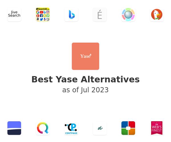 Best Yase Alternatives