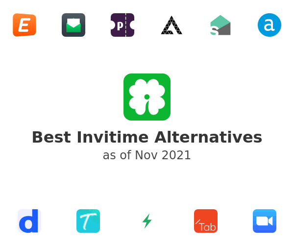 Best Invitime Alternatives
