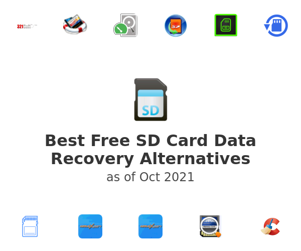 Best Free SD Card Data Recovery Alternatives