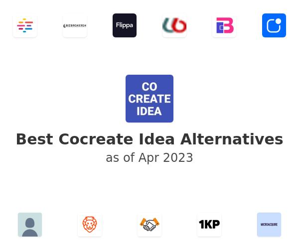 Best Cocreate Idea Alternatives