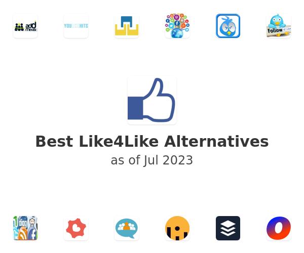 Best Like4Like Alternatives