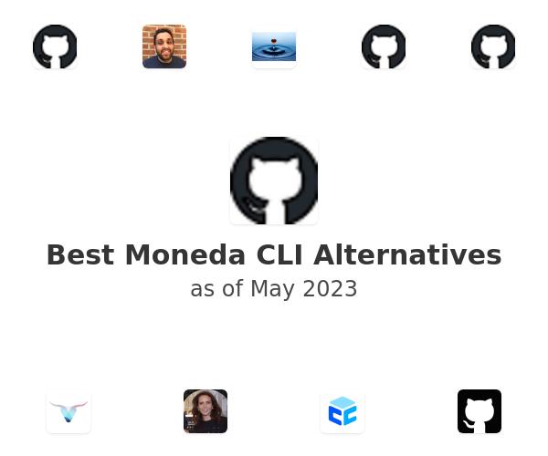 Best Moneda CLI Alternatives