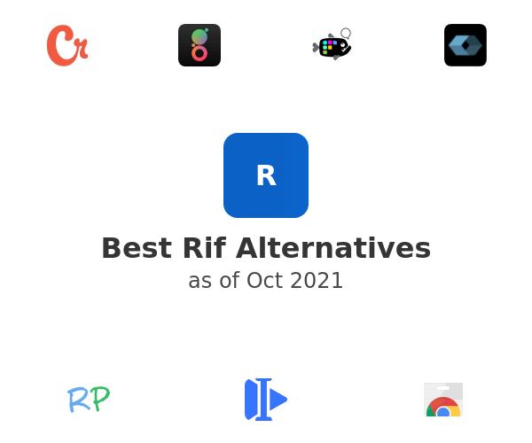 Best Rif Alternatives