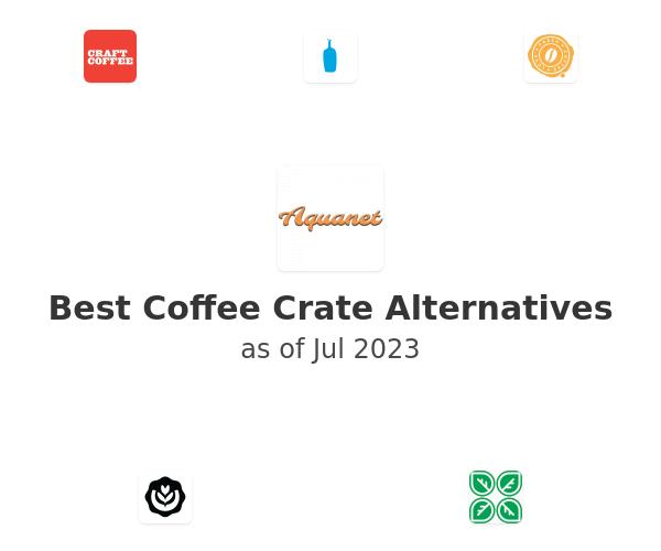 Best Coffee Crate Alternatives