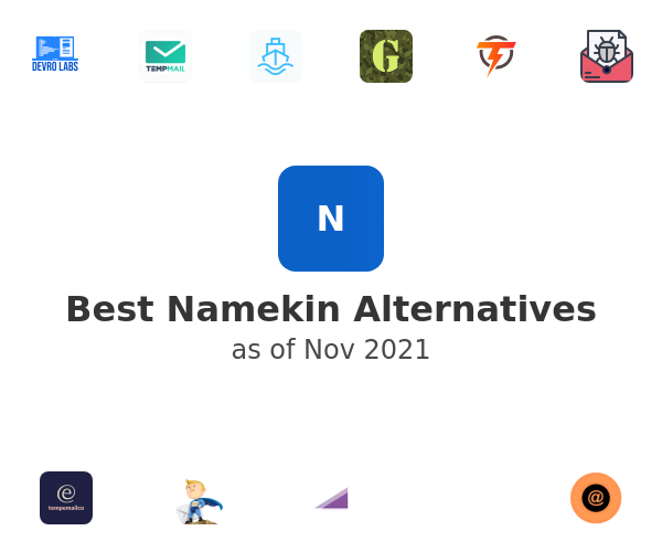 Best Namekin Alternatives