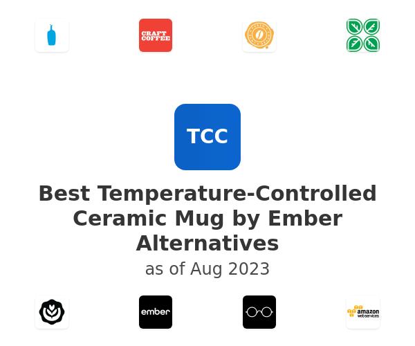 Best Temperature-Controlled Ceramic Mug by Ember Alternatives