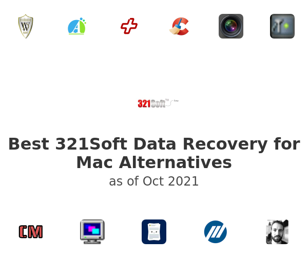 Best 321Soft Data Recovery for Mac Alternatives