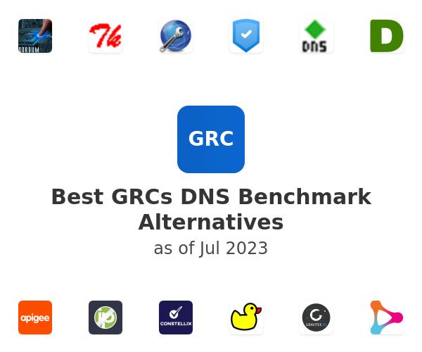 Best GRCs DNS Benchmark Alternatives