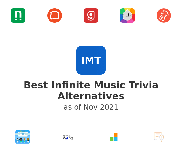 Best Infinite Music Trivia Alternatives