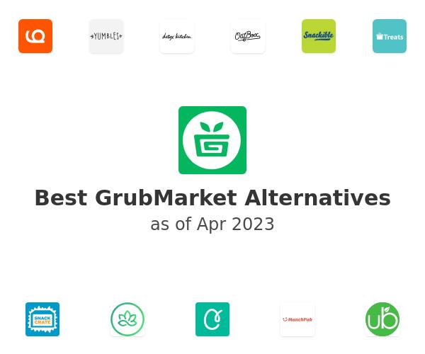 Best Grub Market Alternatives