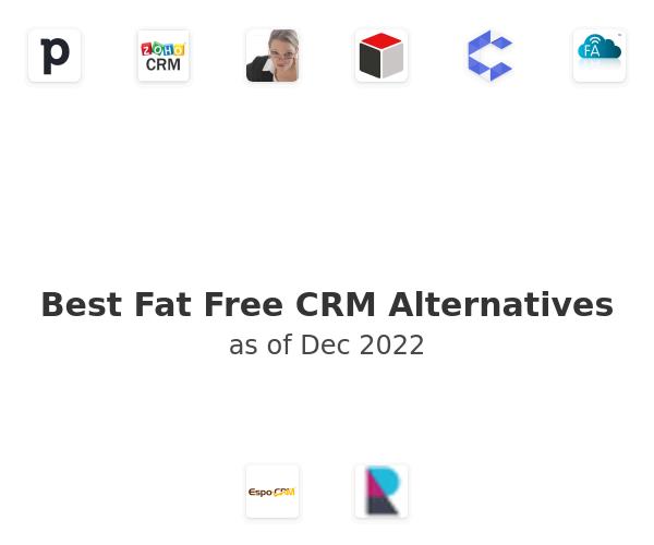Best Fat Free CRM Alternatives