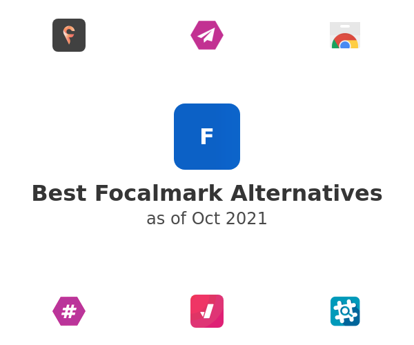 Best Focalmark Alternatives