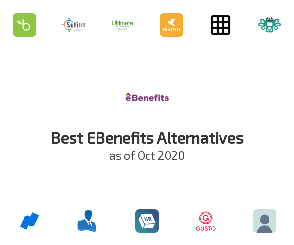 Best EBenefits Alternatives