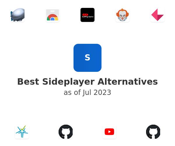 Best Sideplayer Alternatives