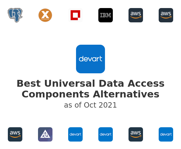 Best Universal Data Access Components Alternatives