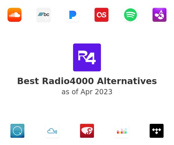 Best Radio4000 Alternatives