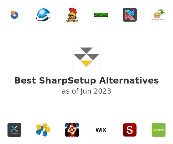 Best SharpSetup Alternatives