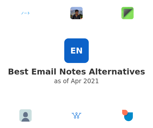 Best Email Notes Alternatives