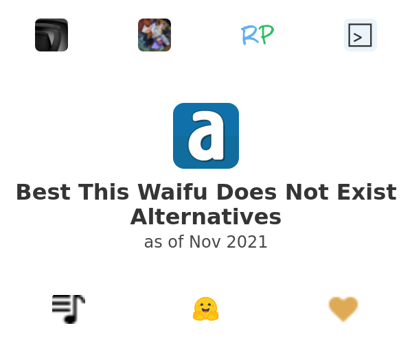 Best This Waifu Does Not Exist Alternatives