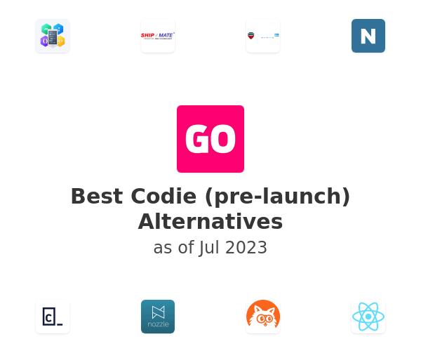 Best Codie (pre-launch) Alternatives