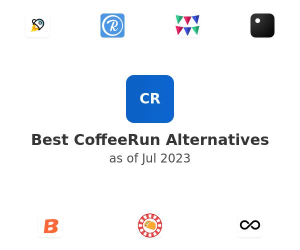 Best CoffeeRun Alternatives
