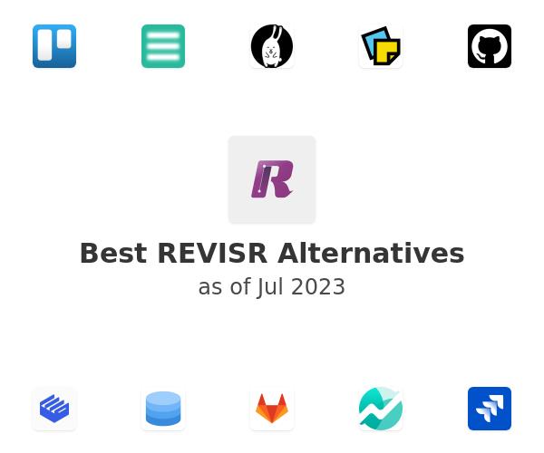 Best REVISR Alternatives