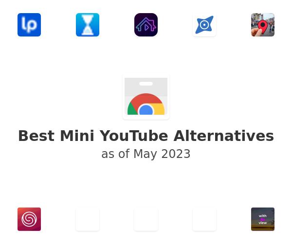 Best Mini YouTube Alternatives