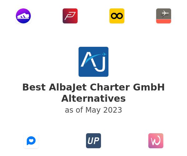 Best AlbaJet Charter GmbH Alternatives