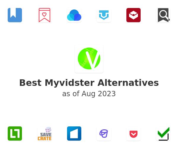 Best Myvidster Alternatives