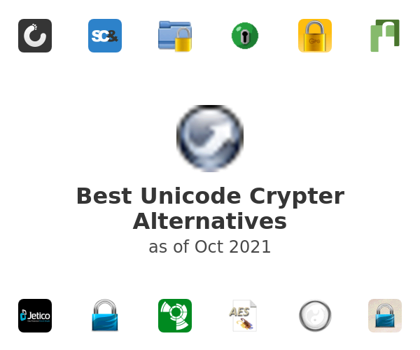 Best Unicode Crypter Alternatives