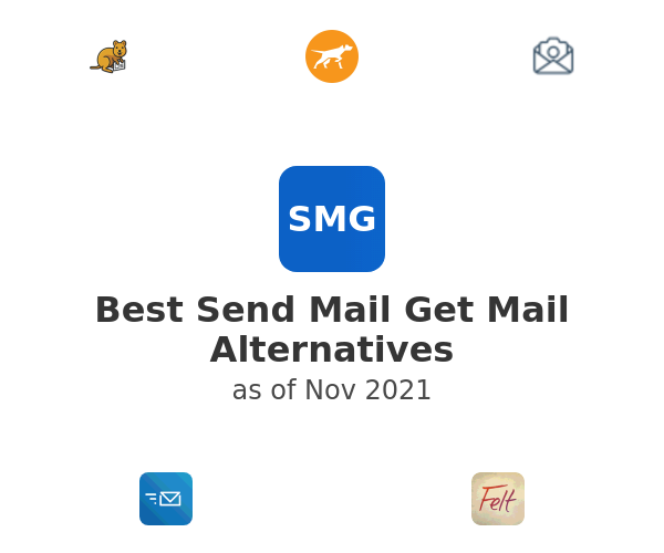 Best Send Mail Get Mail Alternatives