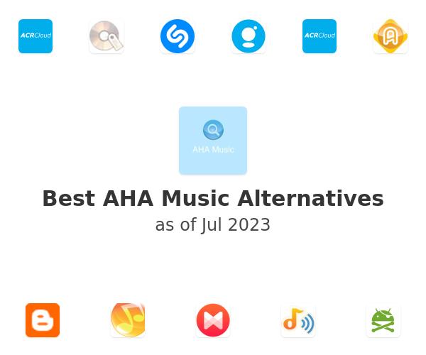 Best AHA Music Alternatives
