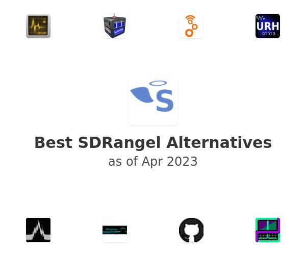 Best SDRangel Alternatives
